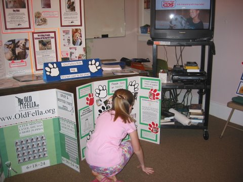 Kids Learning About Pet Care and Responsiblity